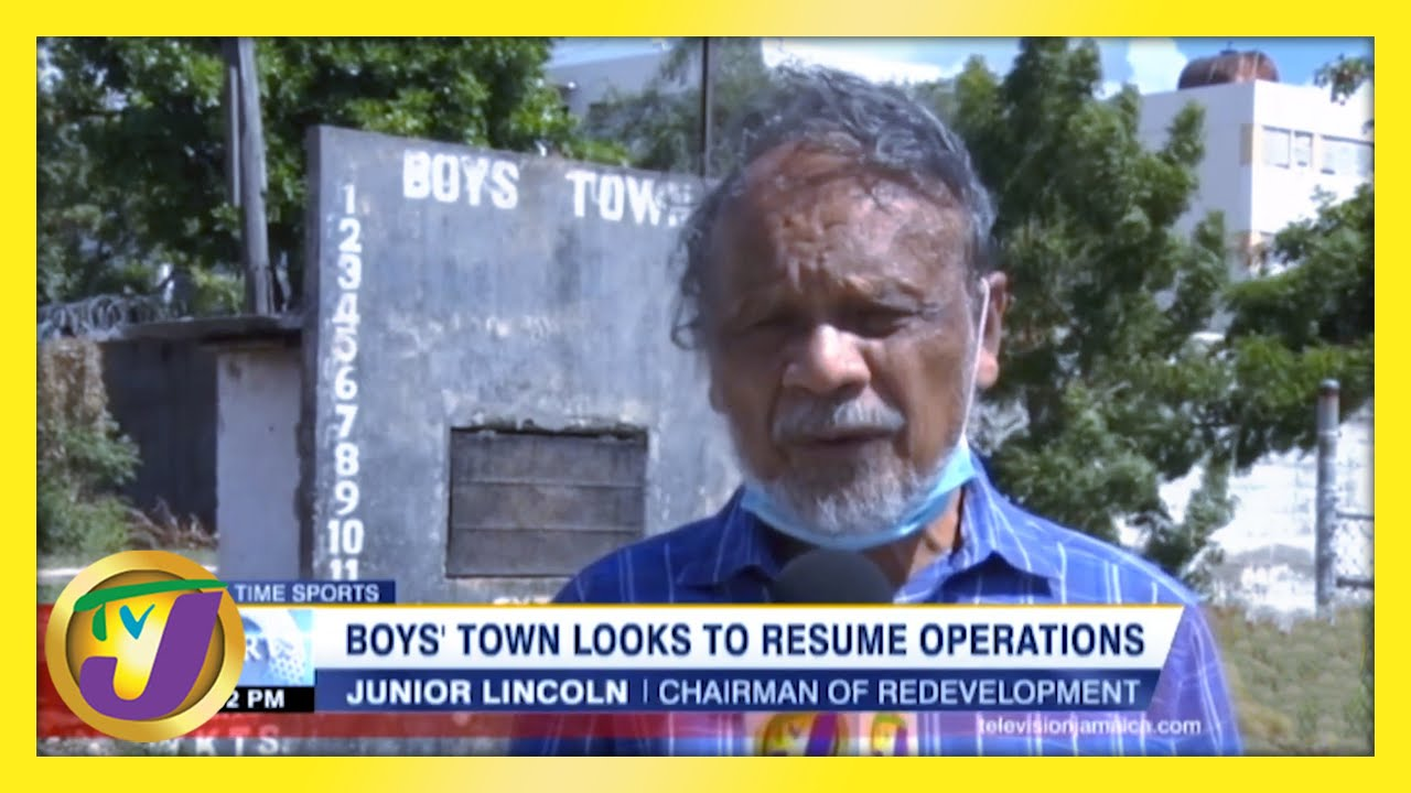 Boys' Town Looks to Resume Operations - February 19 2021 1