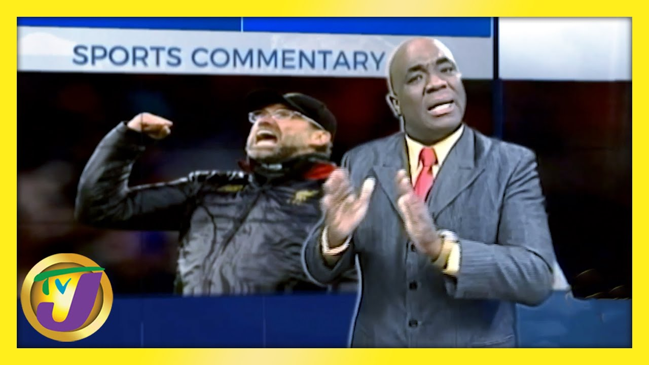 TVJ Sports Commentary - February 19 2021 1