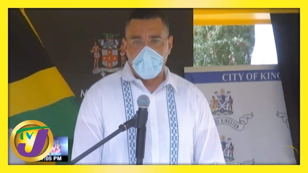 Jamaica's Public Education Vaccine Campaign to be Rolled Back - February 20 2021 1