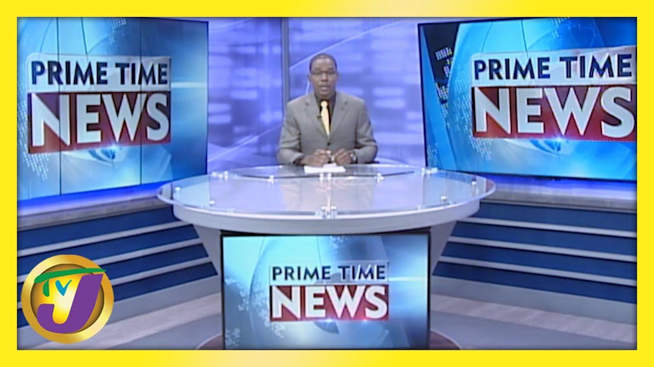 TVJ News: Jamaica News Headlines - February 21 2021 1