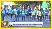 Sigma Run Shows Sports Can Return - February 21 2021 2