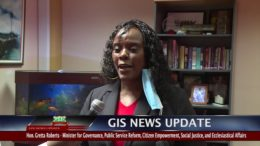 GIS NEWS UPDATE - Prime Minister Skerrit Takes COVID-19 Vaccine 4