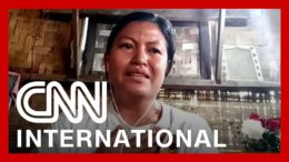 Her sister was shot in the head in Myanmar. Hear her message 6