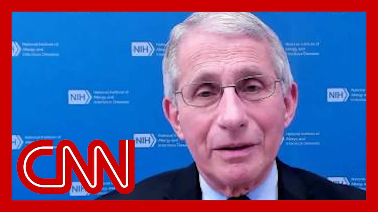 Fauci: This has been my lowest point during Covid-19 pandemic 3