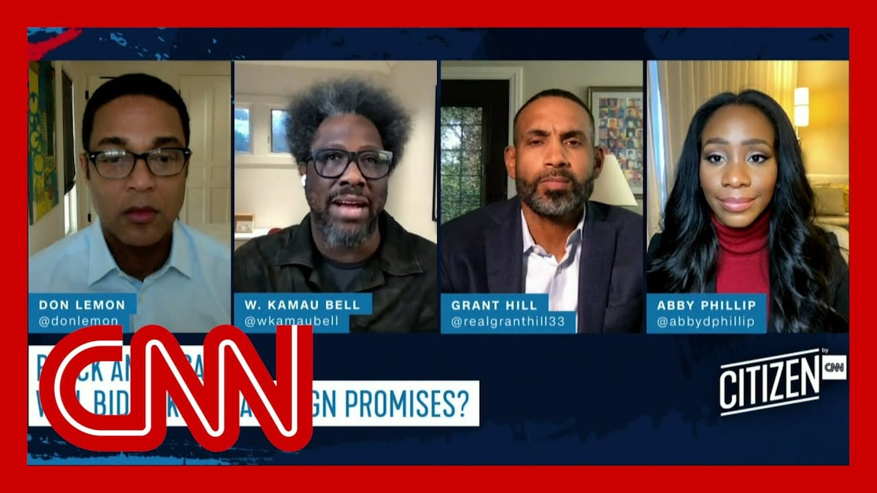 Will Biden keep his promises to Black America?   CITIZEN by CNN 1