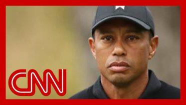 Tiger Woods hospitalized after serious car crash 6