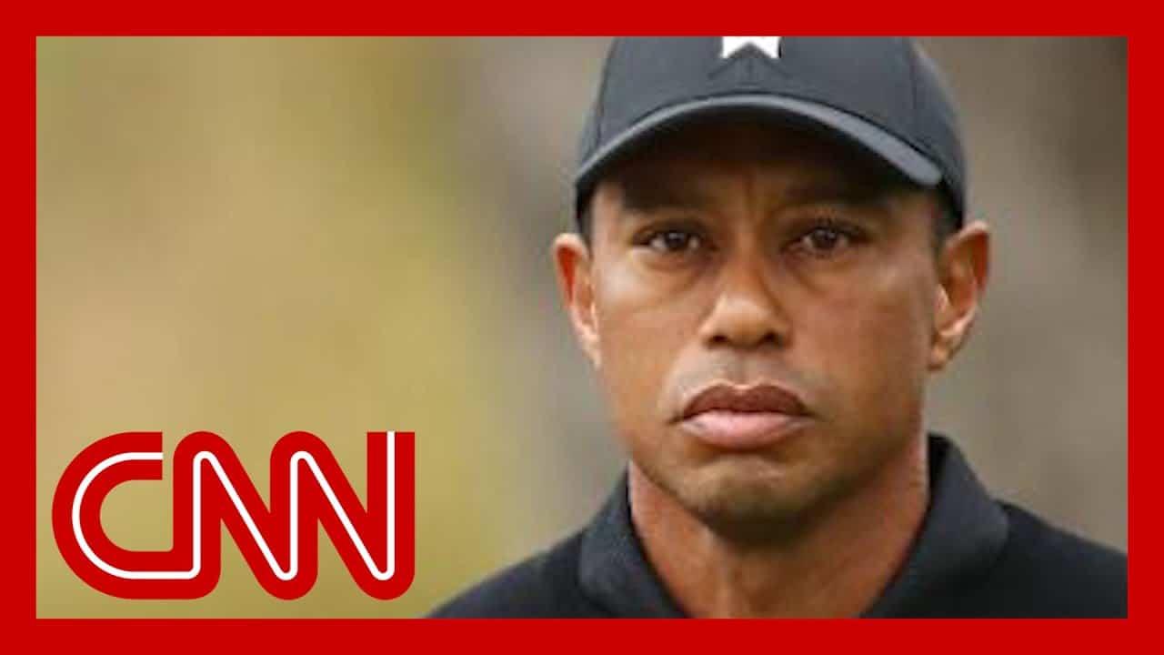 Tiger Woods hospitalized after serious car crash 7