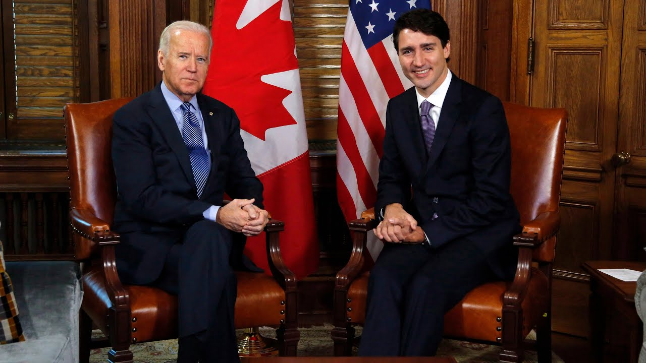 COVID-19, vaccine shortages and pipelines on the agenda when Trudeau talks woth Biden 1