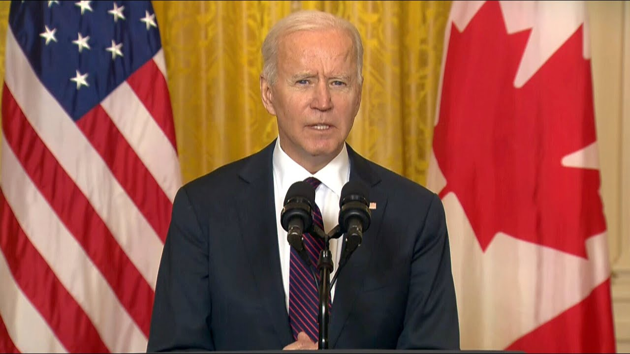 """Biden wants Michael Kovrig and Michael Spavor released: """"Human beings are not bargaining chips"""" 2"""