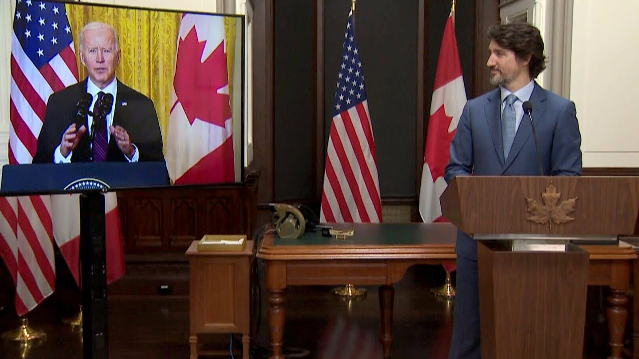 Trudeau pledged to work with Biden to strengthen ties | PM's full statement 1