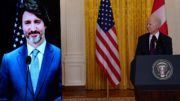 Watch U.S. President Biden's full statement after first meeting with Prime Minister Trudeau 3