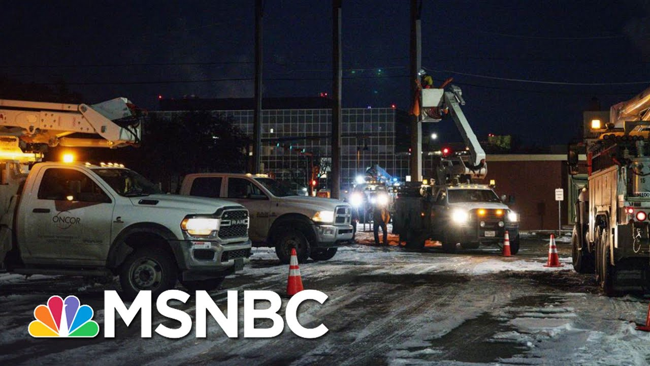 Why Is A California Dem Investigating The Texas Power Crisis? | The 11th Hour | MSNBC 3