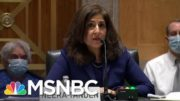 Manchin, GOP Find New Disdain For Mean Tweets In Assessing Tanden Nomination | Rachel Maddow | MSNBC 2
