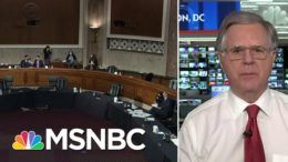 Security Officials Say They Did Not See Jan. 5 FBI Threat Report | MSNBC 2