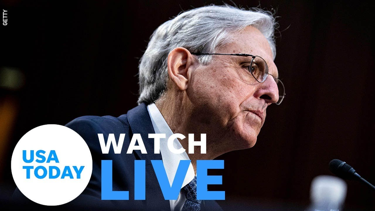 Merrick Garland faces day two of questions at Senate confirmation (LIVE) | USA TODAY 1