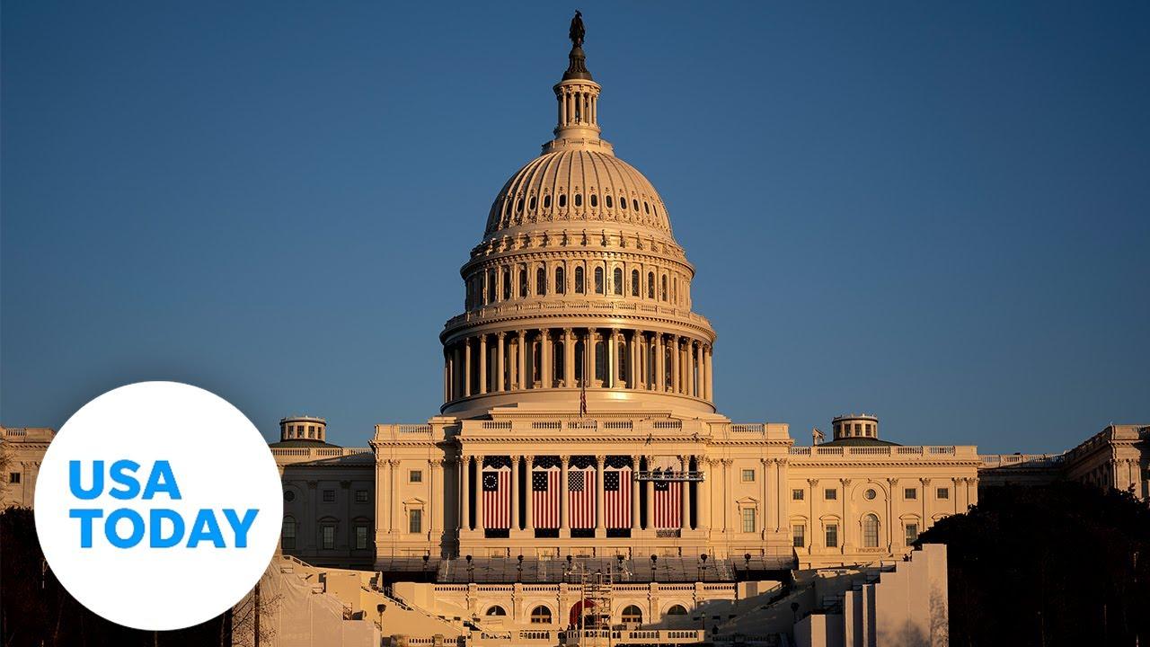 Senators question law enforcement officials about Capitol riots | USA TODAY 8