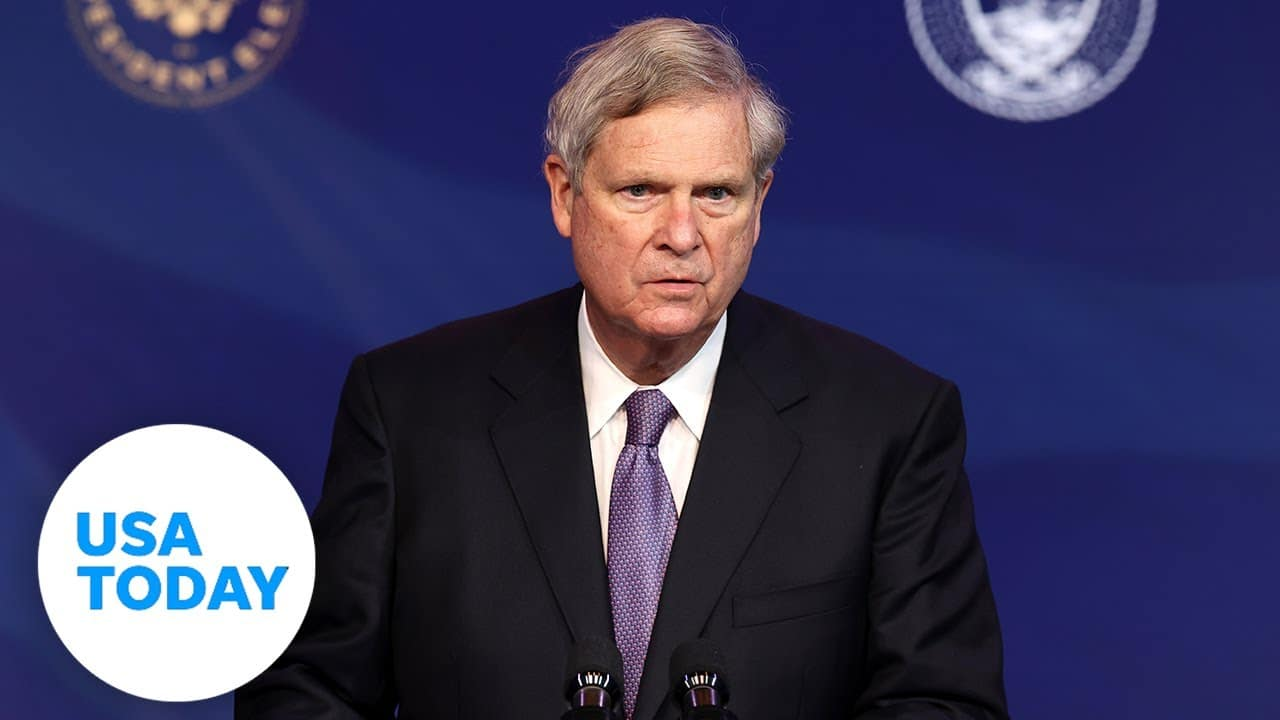 Senate expected to vote on Agriculture secretary nominee Tom Vilsack confirmation   USA TODAY 7