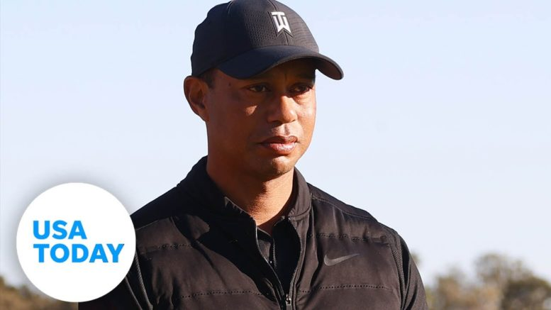Tiger Woods involved in serious car crash | USA TODAY 1