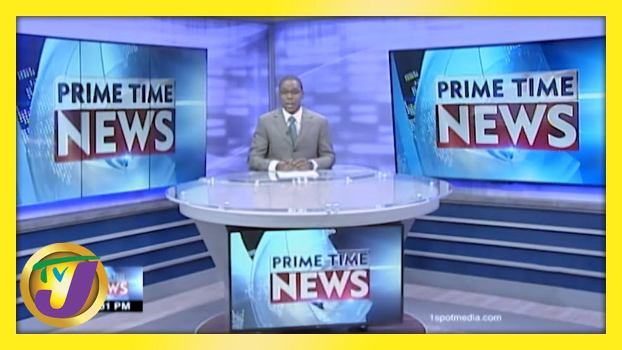 Jamaica News Headlines - TVJ News: February 22 2021 1