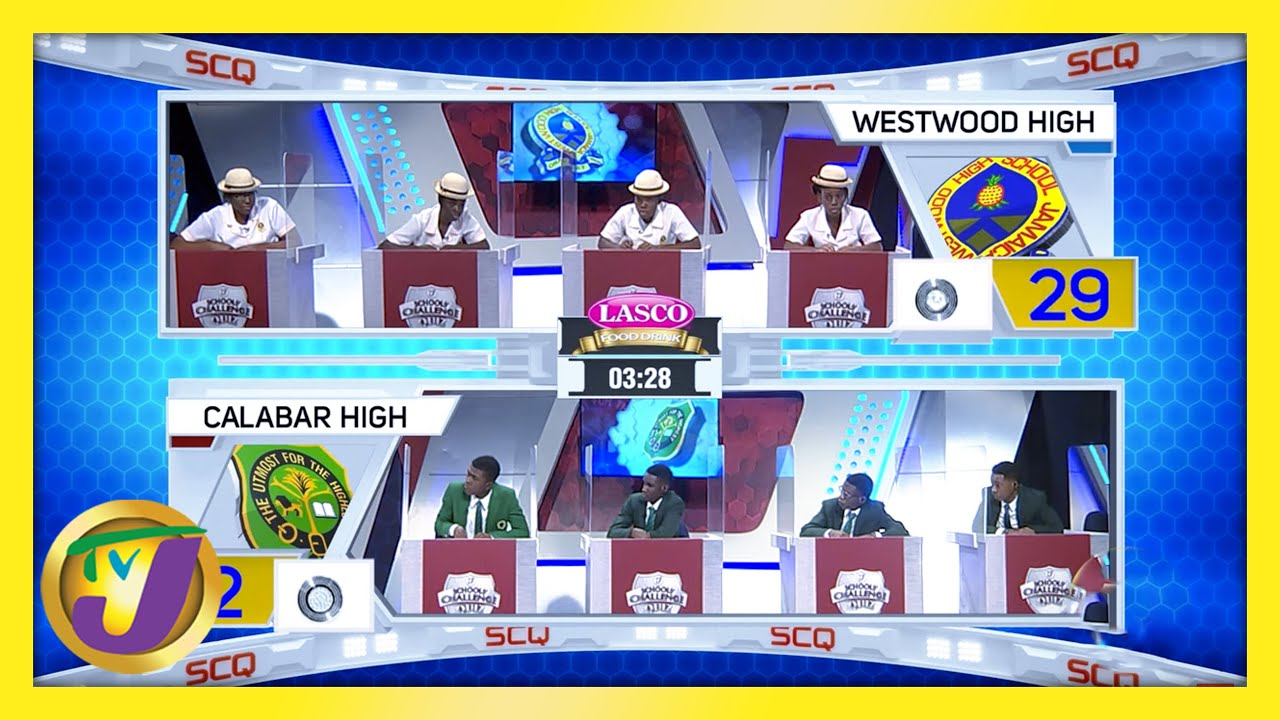Westwood High vs Calabar High: TVJ SCQ 2021 - February 22 2021 1