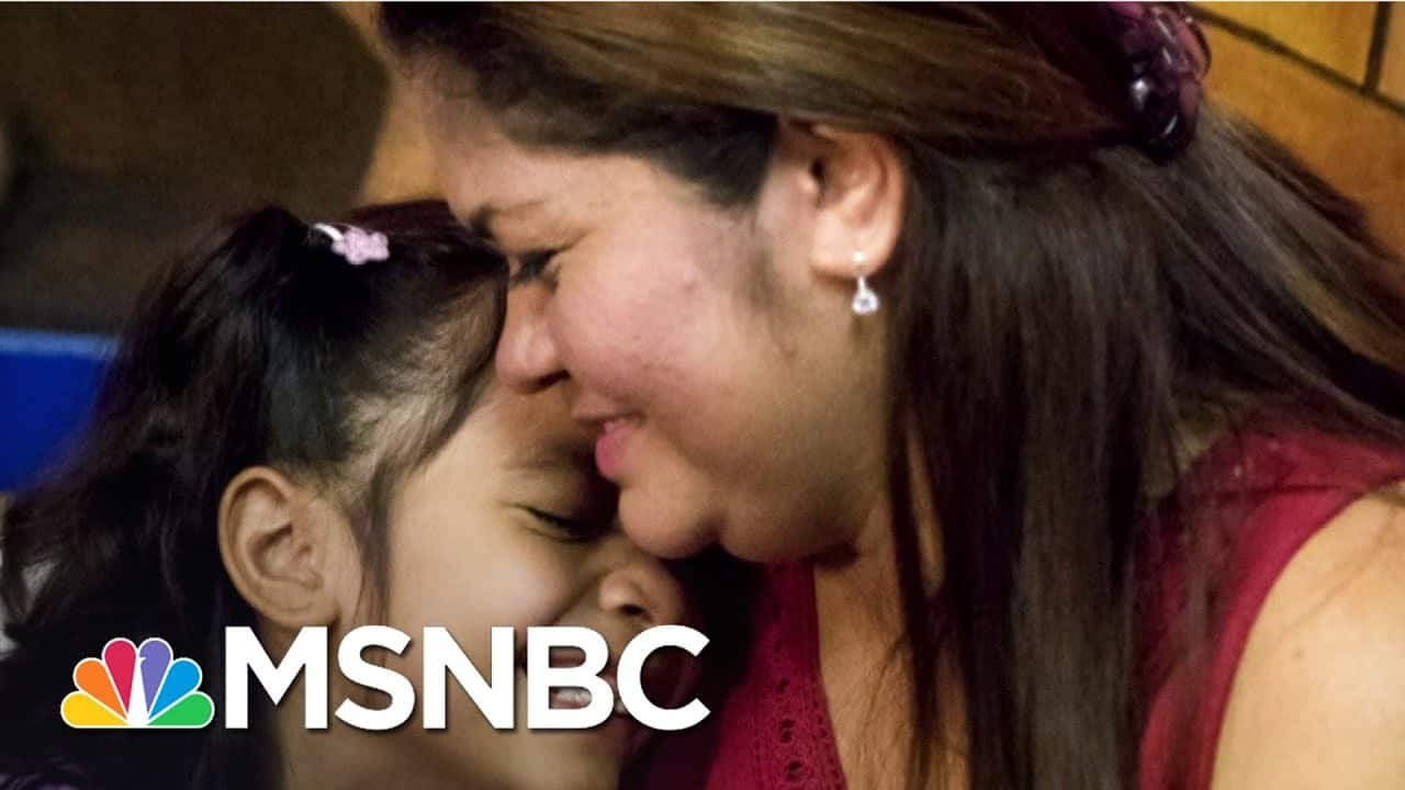 Biden Forms Task Force To Reunite Separated Families | The ReidOut | MSNBC 6