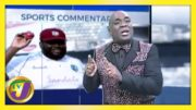 Rakeem Cornwall Performance: TVJ Sports Commentary - February 22 2021 5