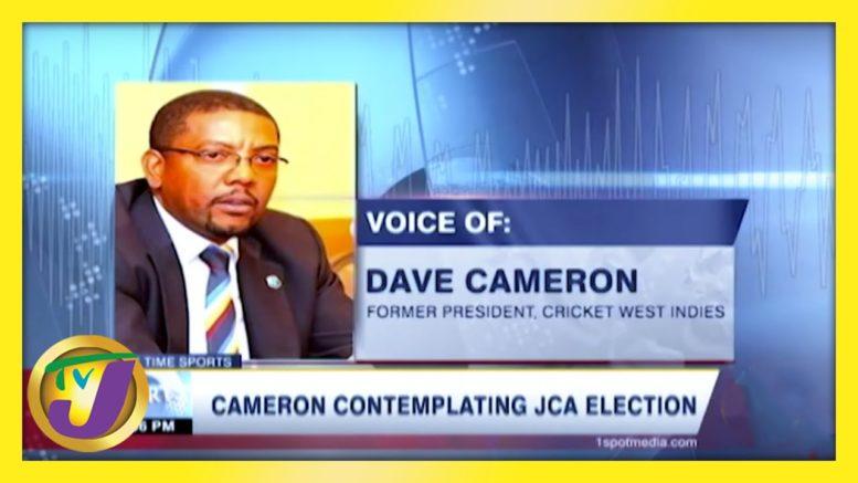 Cameron Contemplating JCA Election - February 22 2021 1