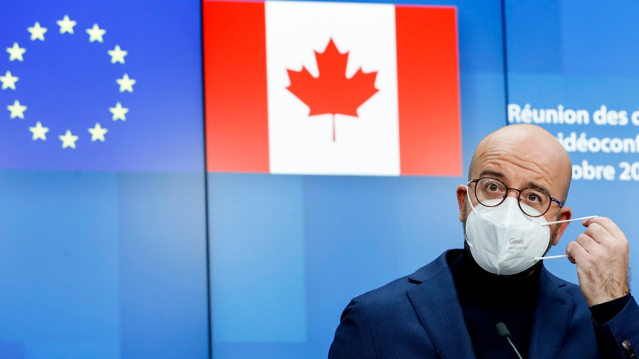 COVID-19: Canada isn't on the EU's exemption list for vaccine exports 4