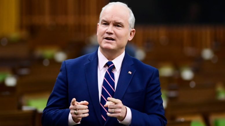 O'Toole says slow vaccine rollout could lead to COVID-19 third wave | Question period debate 1