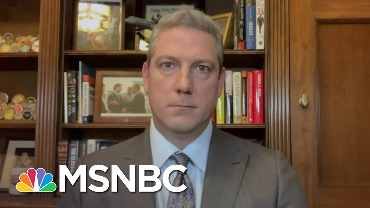 Tim Ryan: GOP Spreading Lies During Capitol Riot Hearing A 'Complete Insult' | The Last Word | MSNBC 1