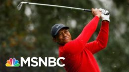 LATimes: Tiger Woods Has Shattered Ankle And Two Leg Fractures | The 11th Hour | MSNBC 5