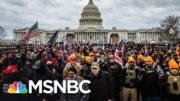 Capitol Riot Hearing Shows Domestic Terrorism Is Alive And Well In U.S.   The 11th Hour   MSNBC 3