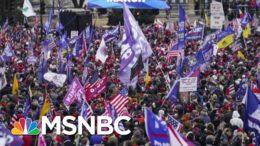 Security Officials Describe Lack Of Preparedness For Capitol Attack | Morning Joe | MSNBC 5