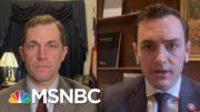 Perpetuating Violence Against Fellows Citizens Is '100 Percent Unacceptable': Congressman   MSNBC 5