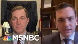 Congressmen Work To Secure Location For War On Terrorism Memorial | Morning Joe | MSNBC 4