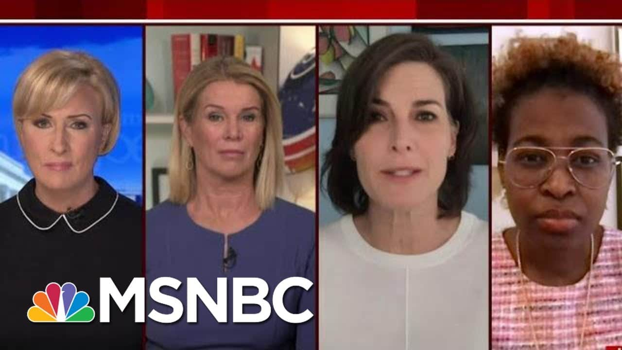 Real Girls Tell Their Stories In 'Living The Confidence Code'   Morning Joe   MSNBC 2