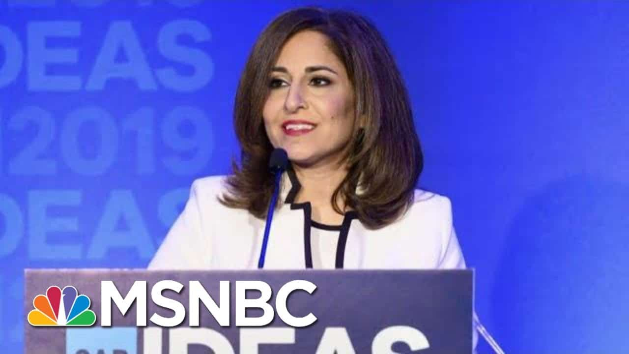 Neera Tanden Nomination In Jeopardy After Committees Postpone Votes   Hallie Jackson   MSNBC 3
