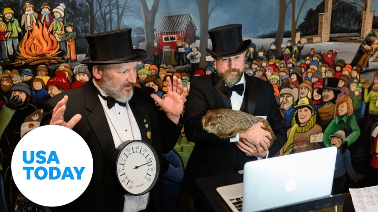 135th Groundhog Day celebration   USA Today 4