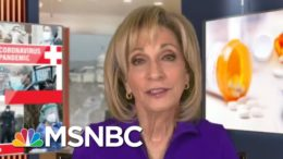 Drug Overdose Deaths Spike During Pandemic | Andrea Mitchell | MSNBC 1