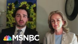 Rep. Dean And Son Co-Author Memoir On His Addiction And Recovery | Andrea Mitchell | MSNBC 7