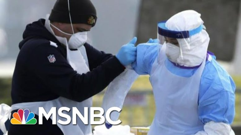 As Trump Ignored Warnings, Some Americans Anticipated Pandemic For Years | The Beat With Ari Melber 1