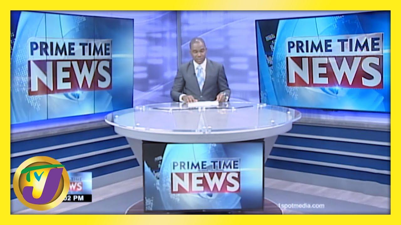 Jamaica News Headlines   TVJ News - February 23 2021 1
