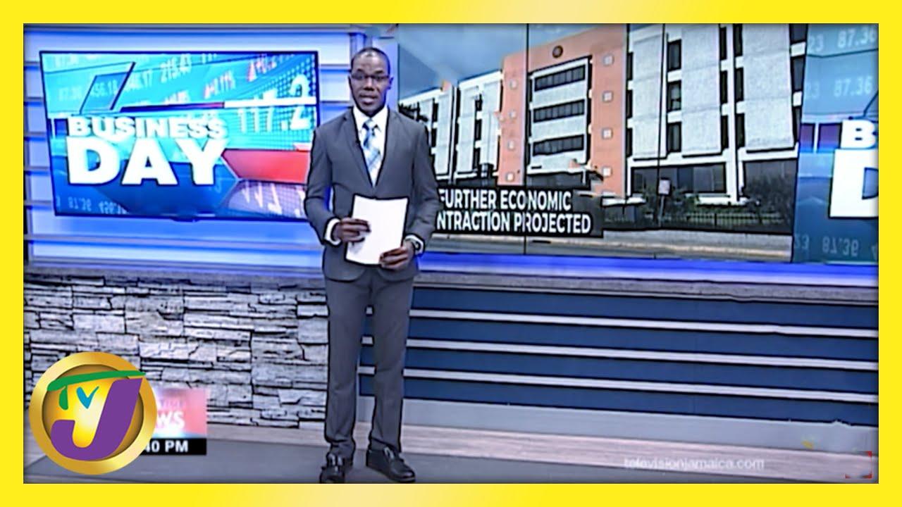 Economic Contraction Projected in Jamaica's Economy - February 23 2021 1