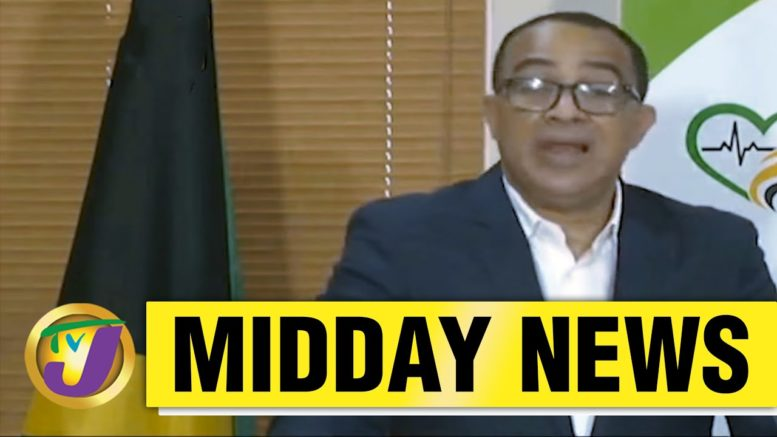 Dr. Tufton Rejects New York Times Report on Jamaica's Covid Rank - February 24 2021 1