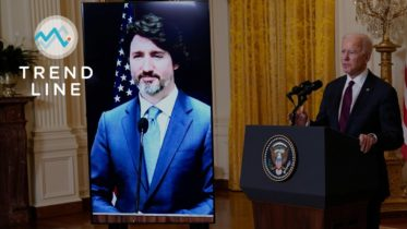 Trudeau meets with Biden and takes a dig at Trump, but will relations actually improve? |TREND LINE 10