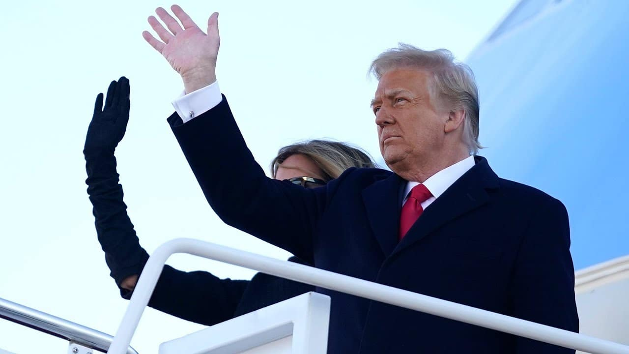 Trump to make first major speech since leaving White House 1