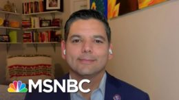 Rep. Raul Ruiz On Challenges Vaccinating Underserved Communities | The Last Word | MSNBC 5