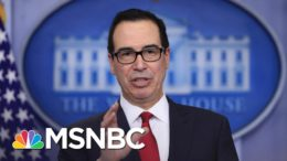 Mnuchin Reportedly Blending Final Days In Office Into Personal Moneymaking Venture | Rachel Maddow 5
