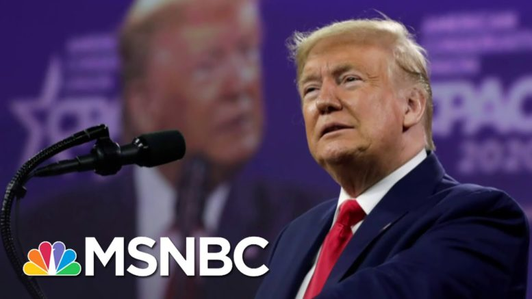 Why It Really Seems Like The GOP Is Still The Party Of Trump | The 11th Hour | MSNBC 1