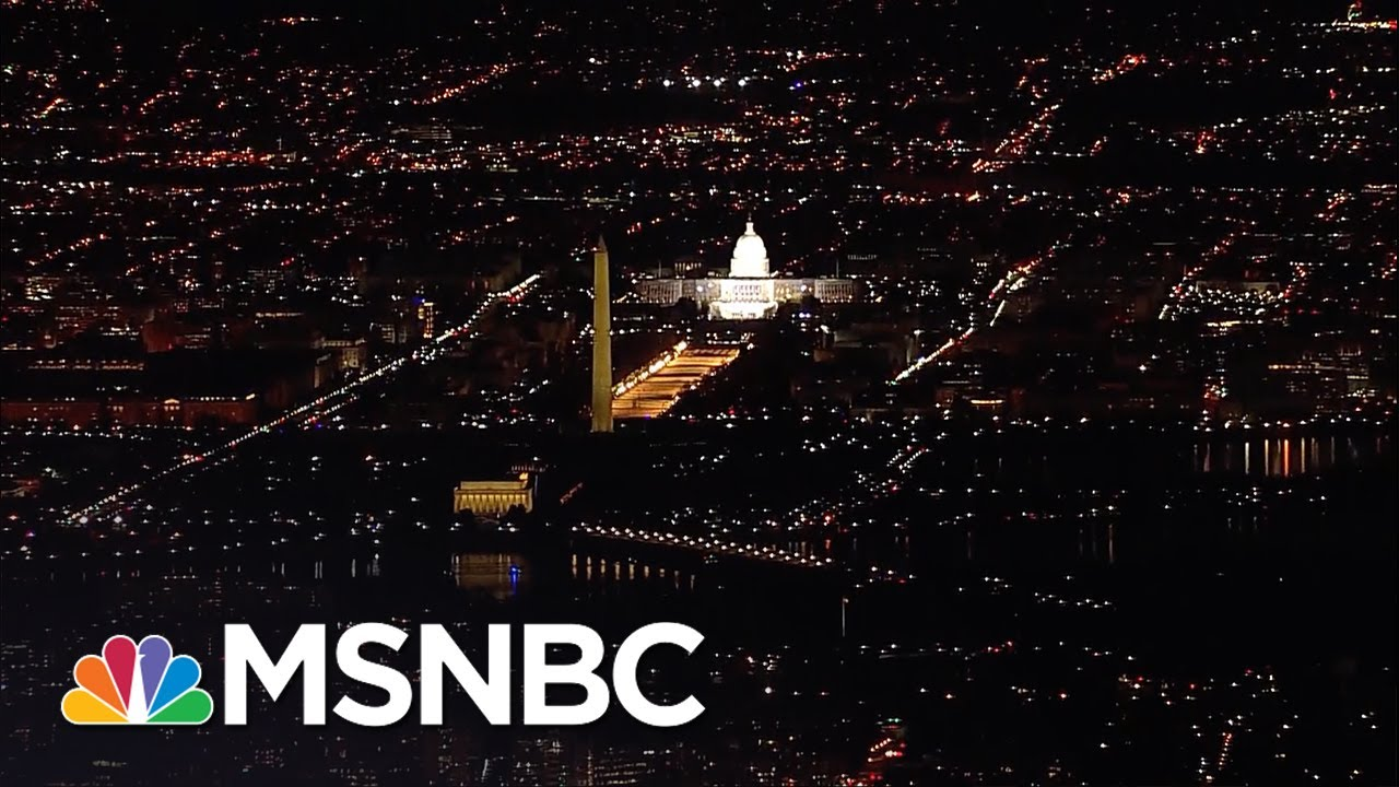 This Is Darkness Before The Dawn. | Brian Williams | MSNBC 1